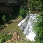 Burgess Falls is a quick drive from La Quinta Cookeville, TN