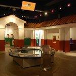 pièce centrale du musée