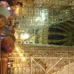 Reforma dentro da Catedral não tira seu brilho e paz