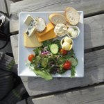 Cheese/Salad plate