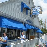 Wolfeboro Dockside Grille & Dairy Bar exterior