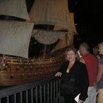 O museu Vasa possui um imenso acervo maritimo