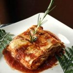 My sons Lasagna!