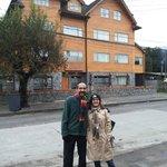 Hotel Vientos del Sur em Pucon/Chile