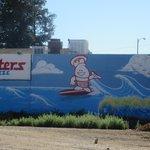 Mural - Foster's Freeze - Milpitas, CA