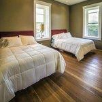 The Plum bedroom