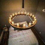 The Copper Suite bedroom