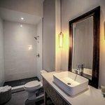 The Copper bathroom