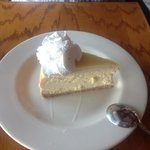 Ragtime Key Lime Cheesecake