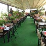 """Restaurant """"Les jardins de BALA"""" (terrasse 3ème)"""