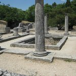 The house with antae at Glanum