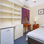 single room with ensuite