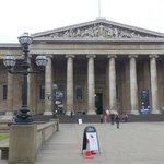 British Museum in Bloomsbury