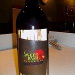 house label wine