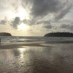 Evening at Kata Beach