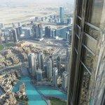 Overlooking Dubai
