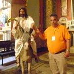 lugar de mucha paz enhorabuena a nuestros hermano argentinos por haber está basílica