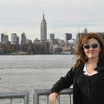 Desde Willamsburg, vista a Manhattan