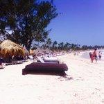 gabi beach at paradisus punta cana