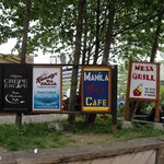 Follow the signs to good food at good prices