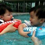 swimming pool ~