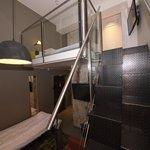 Comfort Hotel Grand Central: Loft Area