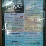 Ilikai Bar and Grill menu