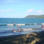 The sabang baler beach