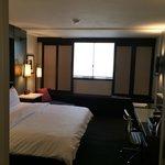 Elegantly appointed room