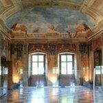 Inside Schloss Hellbronn, Salzburg