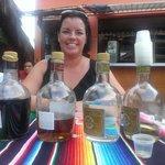 Tequila tasting!