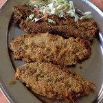 Bombil (Bombay Duck) Rawa Fry