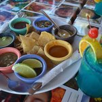 Tacos and Tequila Salsas