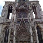 Veduta esterna della cattedrale