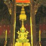 The Emerald Budha Statue