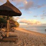 Sunset Mauritius style