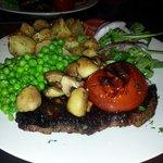 10oz rump steak