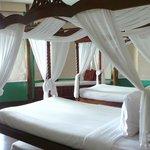 Malipano villa room