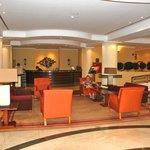 Lounge v/h hotel