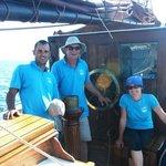Andrea Jensen Crew : Geoff, Vivian & Juliano