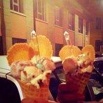 Due mega gelati buonissimi! :3