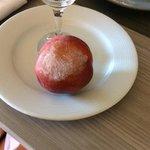 Odanıza gelen meyve tabağını sakın açmayın !!!