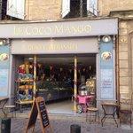 Photo de Le coco mango