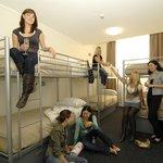 Base Sydney 6 Bed Dorm Ensuite
