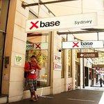 Base Sydney Entrance