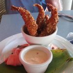 Coconut Shrimp Are Wonderful at Brennecke's
