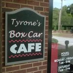 Foto de Boxcar Cafe