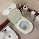 Toilet...