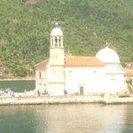 остров Богородица утеса