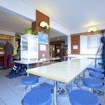 Salle petits déjeuners, Lobby